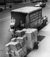 The Moving Blog Truck