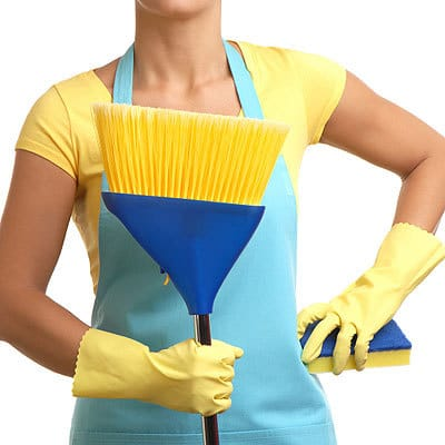 Cleaning Services after Movers