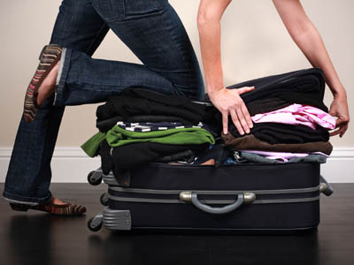 How to pack before holiday moving