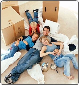 Find a professional mover for local and long distance move