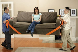 Tips for Moving Heavy Furniture Items