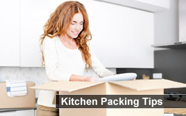 Packing and Moving a Kitchen – All Tips in One List