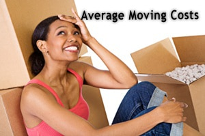 What are the average moving costs