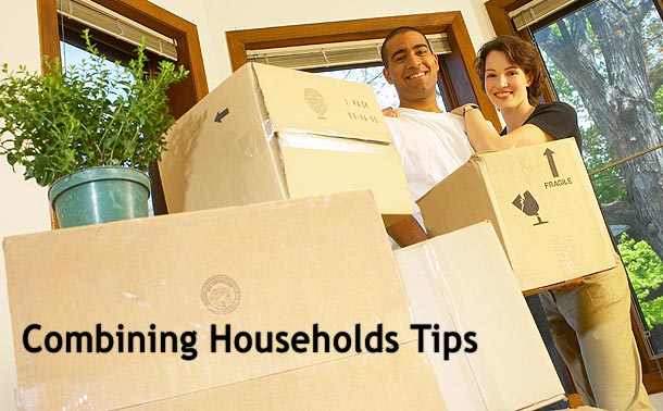 Combining Households Tips