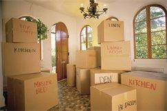 Choosing DC Area Movers Online