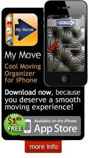 My Moving Reviews - MyMove app free