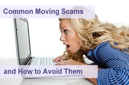 Common Moving Scams and How to Choose a Good Moving Company
