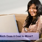 How much is the cost for moving