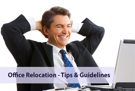 Planning Your Office Relocation – Tips and Guidelines