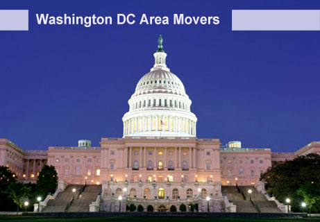 Washington DC Area Movers for your Relocation