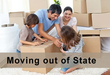 Moving out of State Guide & Tips