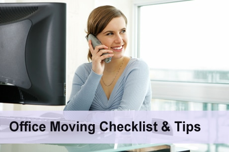 Office Moving Checklist & Tips