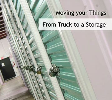 Moving Things From a Truck To Storage: Determine What Unit Size You'll Need