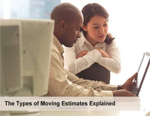 The Types of Moving Estimates Explained