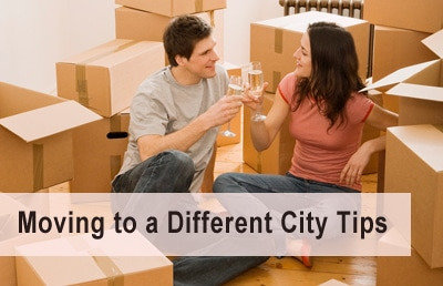Moving to a Different City Tips