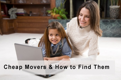 Cheap reliable movers