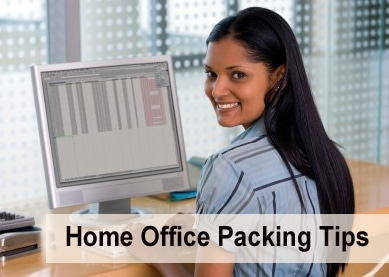 Moving Home Office – Simple Packing Tips