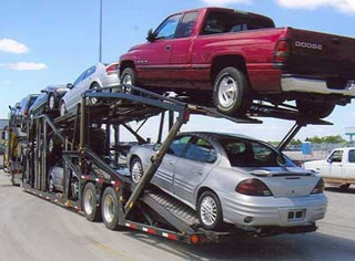 Auto relocation