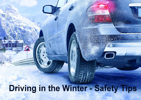 8 Tips for Safe Driving in the Winter