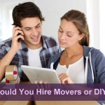 Move yourself or hire movers