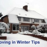 Moving in winter tips