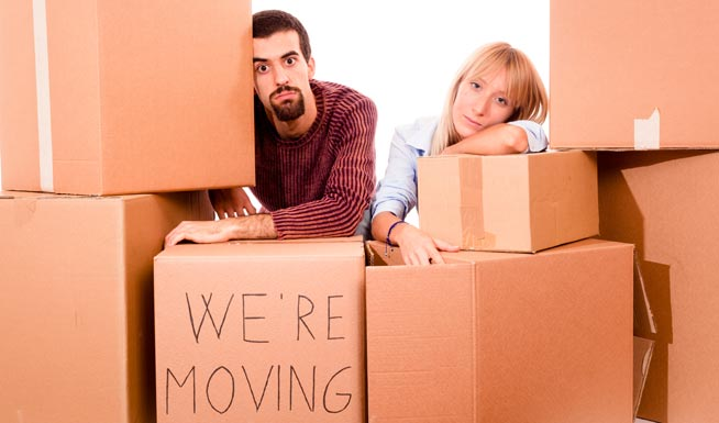 Easy steps to organize home before moving