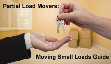 Partial Load Movers – Moving Smaller Loads Guide