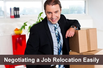 What to Negotiate when Relocating a Job