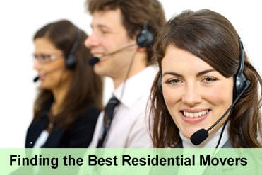 The best residential movers