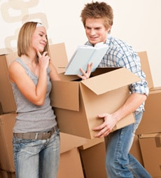 In-home moving estimates