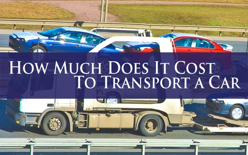 Costs to transport a car