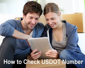 How to Check a USDOT Number