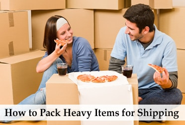 How to Pack Heavy Items – Instructions in 10 Simple Steps