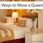 Relocating a queen bed