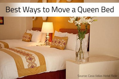 Best Ways to Move a Queen Size Bed