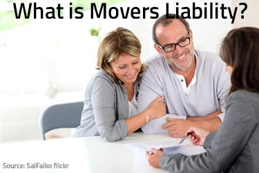 Movers liability