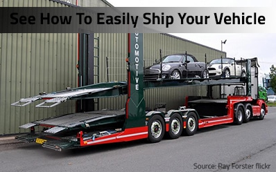 Vehicle transportation tips