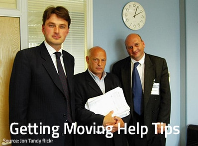 Moving your home help