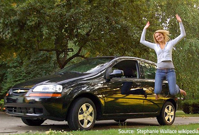 Automobile relocation check