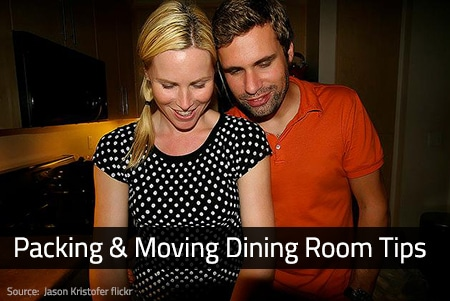 Packing & Moving the Dining Room Guide