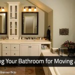Packing your bathroom