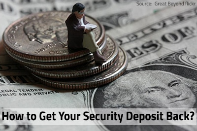 How to Get Your Security Deposit Back from Landlord