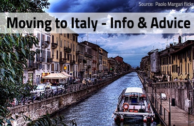 Moving to Italy Guide – Info & Advice