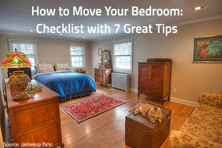 Move your bedroom