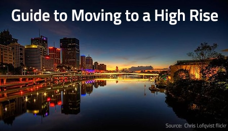 Moving to a high rise