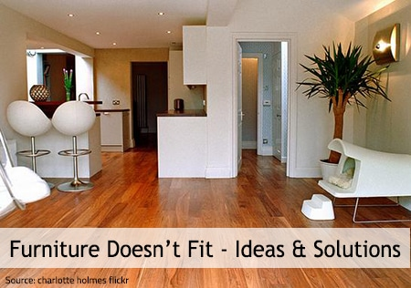 What If Furniture Doesn't Fit?