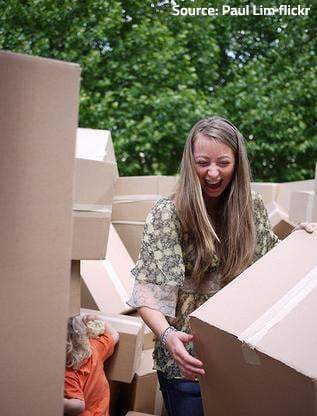 7 Top Essentials For Moving Day List
