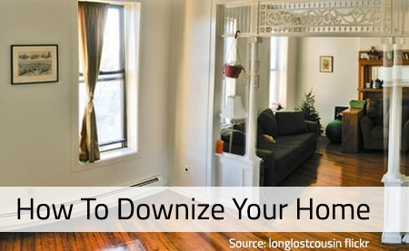 How To Easily Downsize Your Home