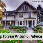 Moving to San Antonio