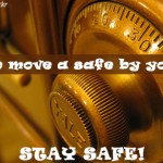 How to move a safe by yourself